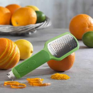 Microplane Green Ultimate 3 in 1 Citrus Tool